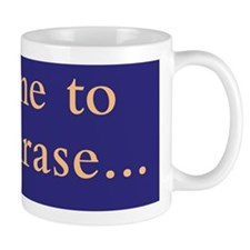 Allow me to Paraphrase /FenderFlash Mug