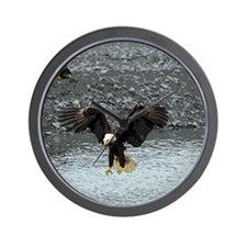 MP_Eagle_3 Wall Clock
