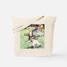 Alice Woodward005_SQ Tote Bag