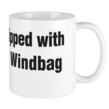 Driver side Windbag :FenderFlash Mug