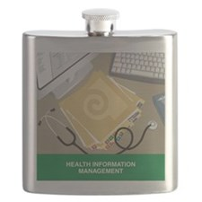 Mousepad Flask