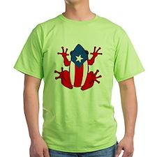 Puerto Rico - PR - Coqui T-Shirt