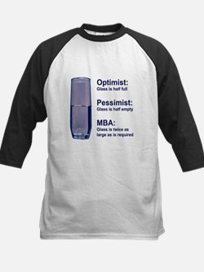 MBA Half Full Tee