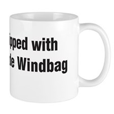Passenger side Windbag /FenderFlash Mug