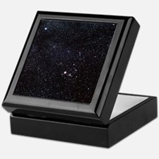 Taurus constellation Keepsake Box