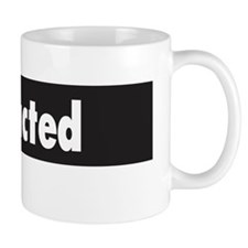 Redacted :FenderFlash Mug