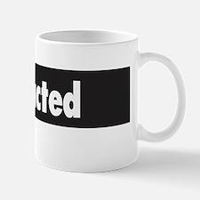 Redacted :FenderFlash Mug