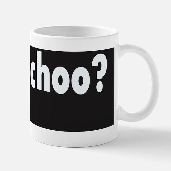 Supwitchoo? /FenderFlash Mug
