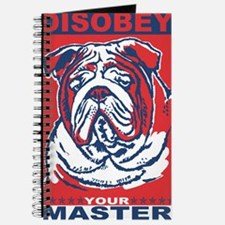 Disobey Your Master Journal