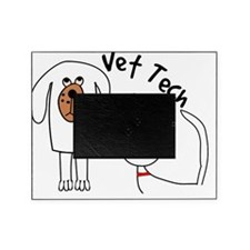 Vet Tech dog and cat Picture Frame