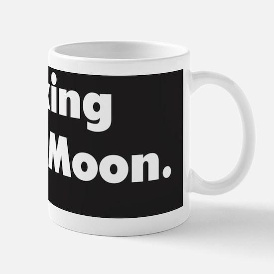 Barking at the Moon :FenderFlash Mug