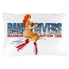 Scuba Max Bottom Time Pillow Case