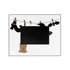 Witch Clothing Picture Frame
