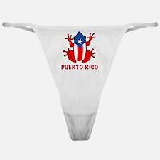 Puerto Rico - PR - Coqui Classic Thong