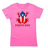 Puerto rico Girls Tees
