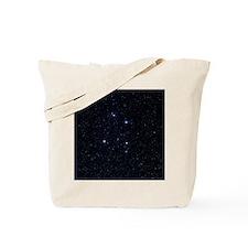 The constellation of Corvus Tote Bag