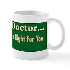 Ask Doctor Global Warming :FenderFlash Mug