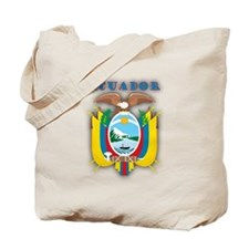 Ecuador Apparel v1 Tote Bag