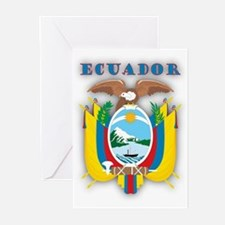 Ecuador Products v1 Greeting Cards (Pk of 10)