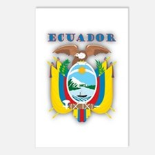 Ecuador Products v1 Postcards (Package of 8)