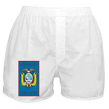 Ecuador Apparel v2 Boxer Shorts