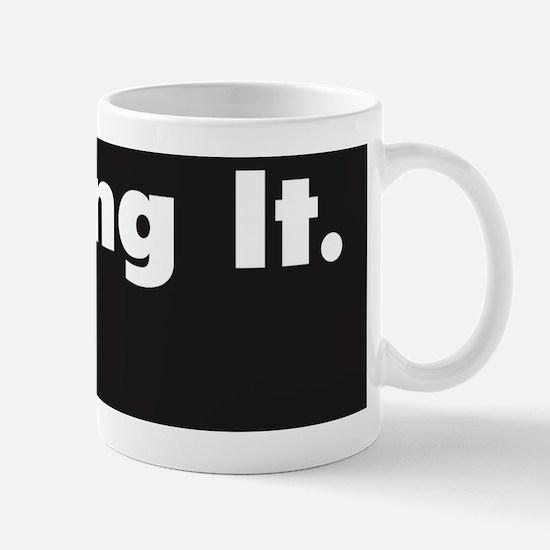 Digging It :FenderFlash Mug