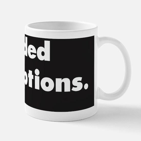 Loaded with Options :FenderFlash Mug