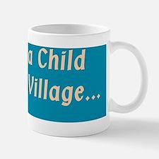 Child to Raze a Village :FenderFlash Mug