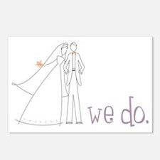 We Do Postcards (Package of 8)