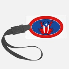 Puerto Rico - PR - Coqui Luggage Tag