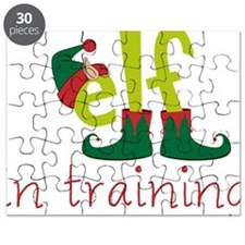 Elf In Training Puzzle