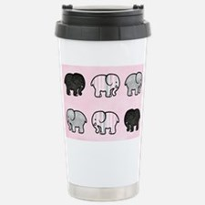 Elephants on Parade Pil Travel Mug