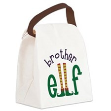 Brother Elf Canvas Lunch Bag