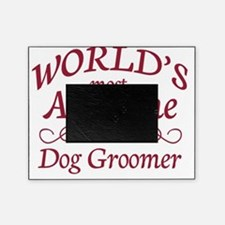 dog groomer Picture Frame
