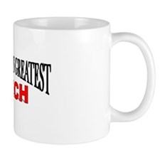 """The World's Greatest Czech"" Mug"