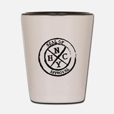 NYHC Seal of Approval Shot Glass