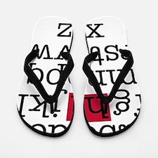 The Alphabet Flip Flops