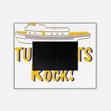 Tug Boats Rock Picture Frame