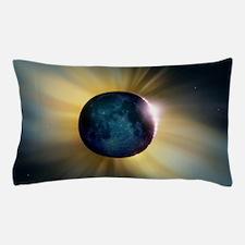 Total solar eclipse Pillow Case