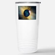Total solar eclipse Travel Mug