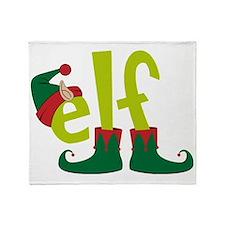 Elf Throw Blanket