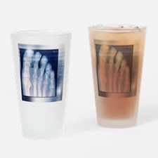 Toes, X-ray Drinking Glass