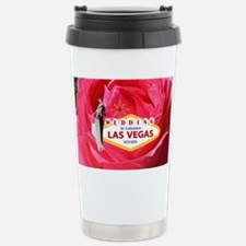 Wedding In Las Vegas Travel Mug