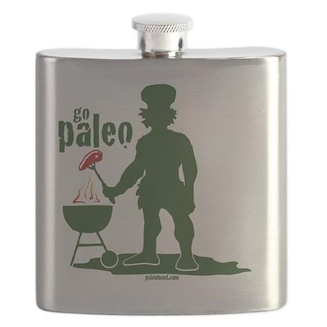 Paleo BBQ Flask