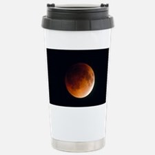 Total lunar eclipse, pa Stainless Steel Travel Mug