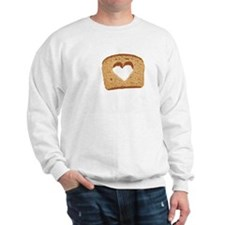 I Love Carbs (Vintage) Sweatshirt