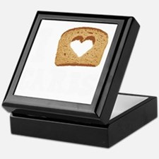 I Love Carbs (Vintage) Keepsake Box