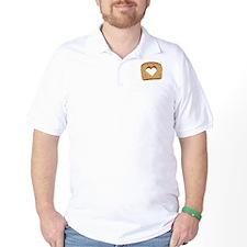 I Love Carbs (Vintage) T-Shirt
