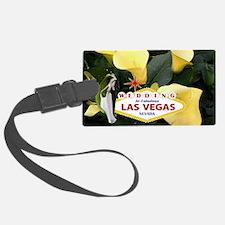 Wedding In Las Vegas Luggage Tag
