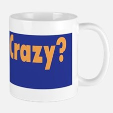 Aint it Crazy? FenderFlash Mug